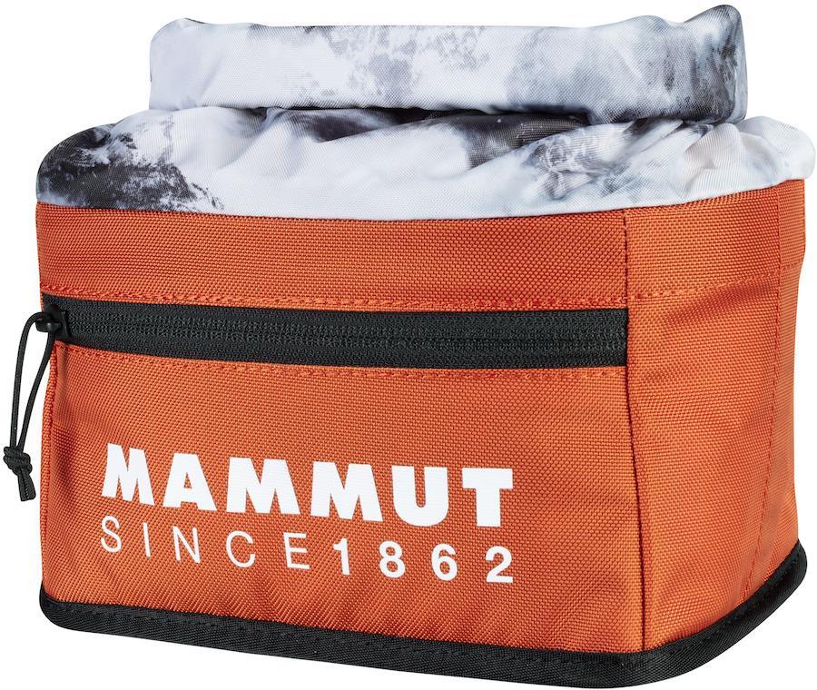 Mammut Boulder Rock Climbing Chalk Bag, Pepper