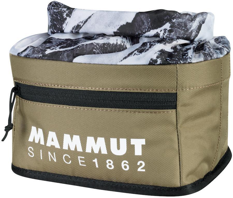 Mammut Boulder Rock Climbing Chalk Bag, Dark Clay