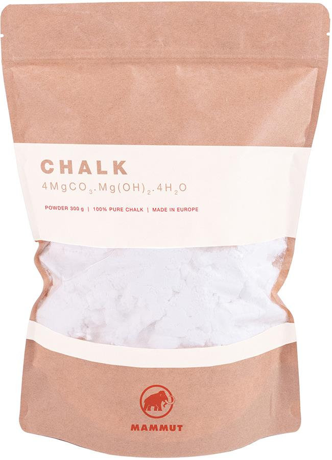 Mammut Powder Rock Climbing Chalk 300g White