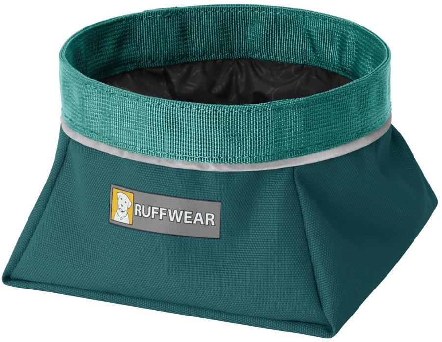 Ruffwear Quencher Dog Water/Food Bowl L Tumalo Teal