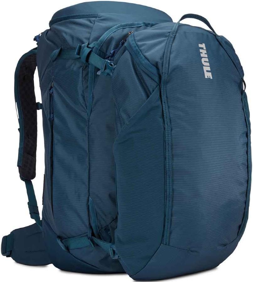 Thule Landmark 70L Travel Backpack, 70L Majolica Blue