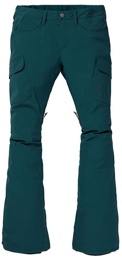 Burton Gore-Tex Gloria Women's Ski/Snowboard Pants S Ponderosa Pine