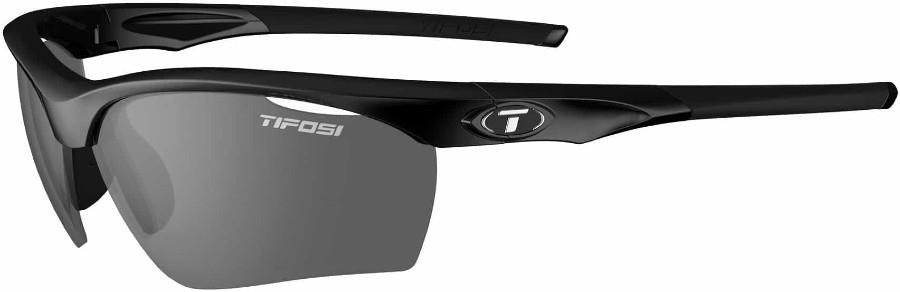 Tifosi Vero Interchangeable Sunglasses S/M Gloss Black