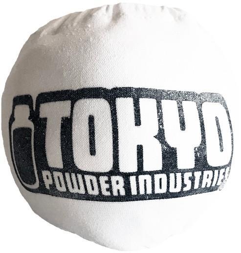 Tokyo Powder Bomb Reusable Rock Climbing Chalk Ball, 65g White