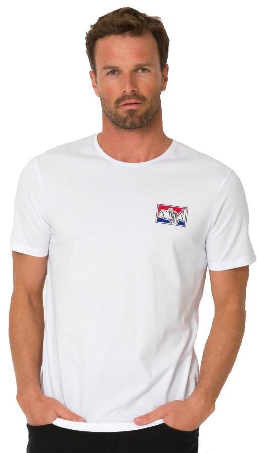 Animal Heritage Short Sleeve Graphic T-Shirt, XL White