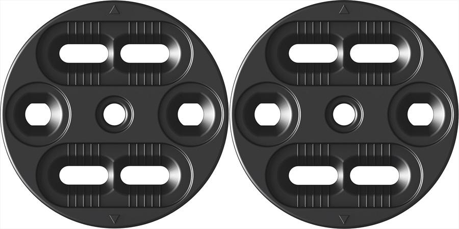 Union Mini Disc Snowboard Binding Discs, 75mm