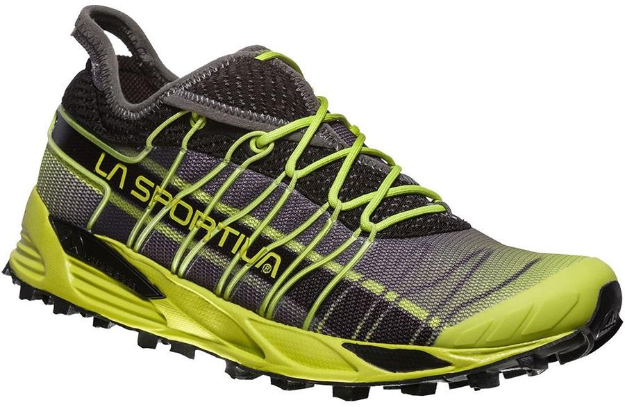 La Sportiva Adult Unisex Mutant Trail Running Shoes, Uk 8 / Eu 42 Green/Carbon