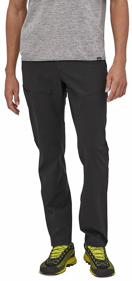 "Patagonia Altvia Climbing Trousers, 34"" Black"