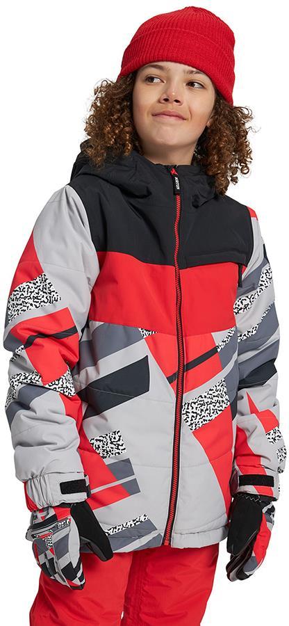 Burton Ropedrop Boy's Snowboard/Ski Jacket, Boys M Throwback