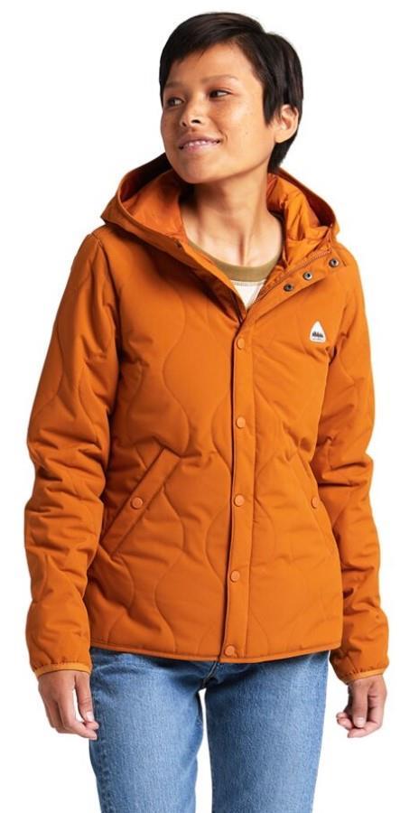 Burton Kiley Insulated Hooded Women's Ski Jacket, UK 10 True Penny