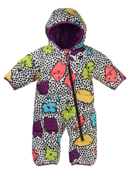 Burton Buddy Bunting Infant Ski/Snowboard Suit, 6-12 M Hoos There