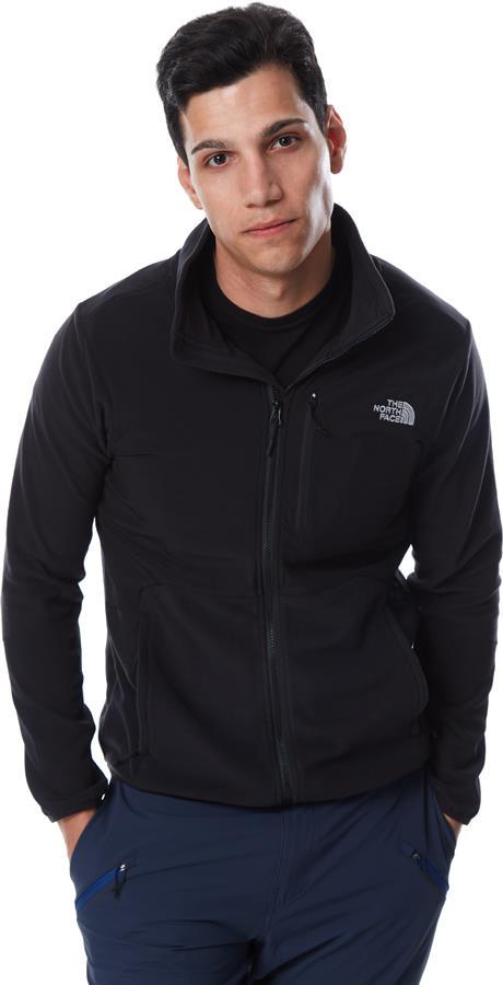 The North Face Adult Unisex Glacier Pro Full-Zip Fleece Jacket, S Black