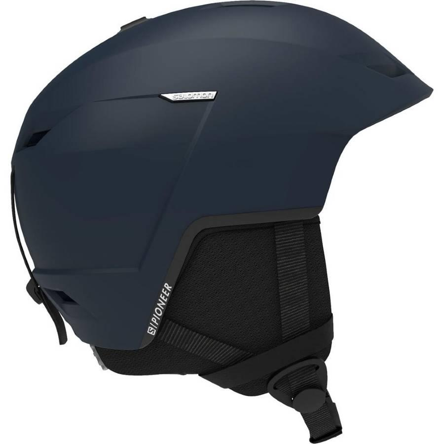 Salomon Pioneer LT Snowboard/Ski Helmet, M Dress Blue