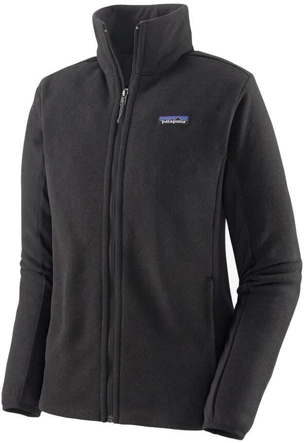 Patagonia Womens Lightweight Better Sweater Womens Fleece Jacket, Uk12 Black