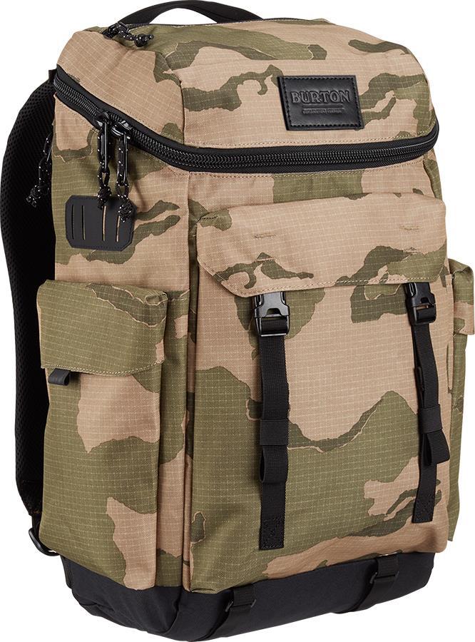 Burton Annex 2.0 Day Pack Backpack, 28L Barren Camo Print