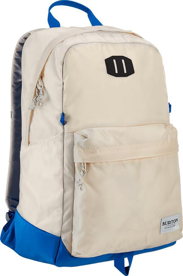 Burton Kettle 2.0 Day Pack School Backpack, 23L Creme Brulee