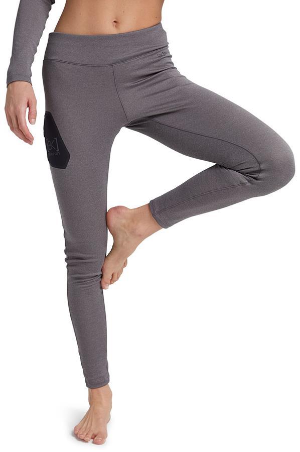 Burton [ak] Baker PowerWool Women's Thermal Pants, S Castlerock