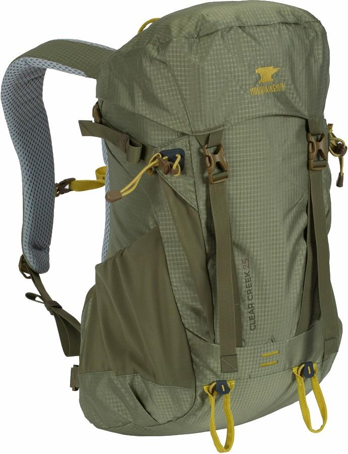 Mountainsmith Clear Creek 25 Hiking Backpack, 25L Moss Green