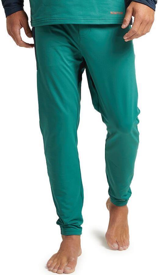 Burton Heavyweight X Men's Base Layer Pants, M Antique Green/Dress