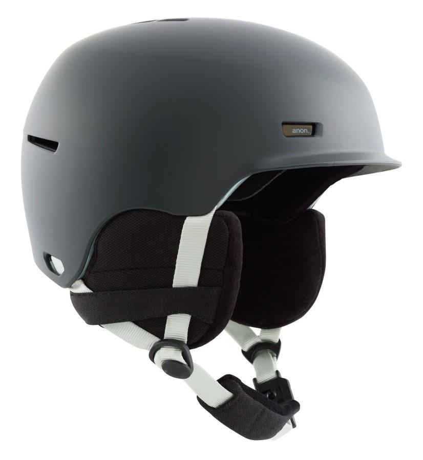 Anon Highwire MIPS Ski/Snowboard Helmet, M Iron