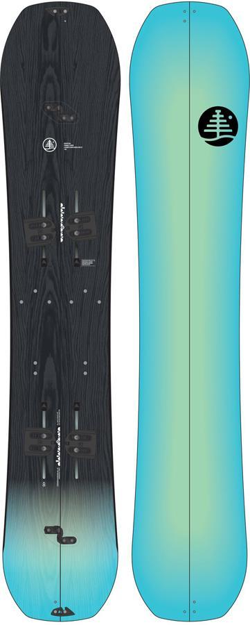 Burton Family Tree Hometown Hero Camber Splitboard, 162cm 2022