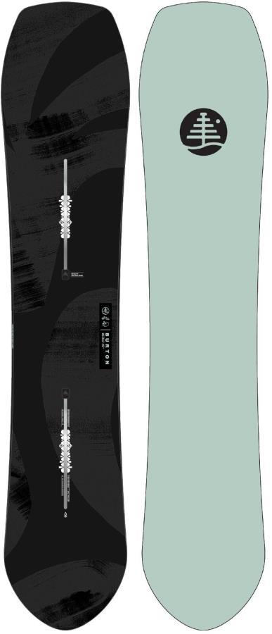 Burton Family Tree Big Gulp Camber Snowboard, 149cm 2021