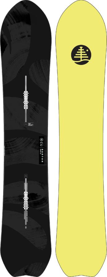 Burton Family Tree Sensei Camber Snowboard, 156cm 2021