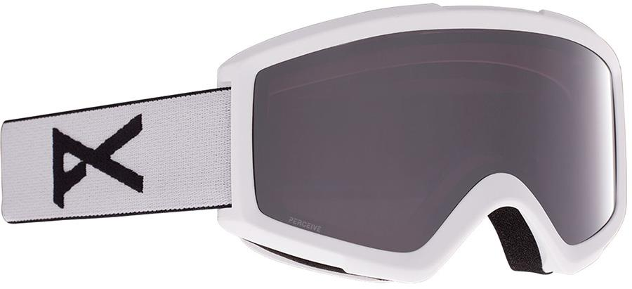 Anon Helix 2.0 Perceive Sunny Onyx Ski/Snowboard Goggles, S/M White