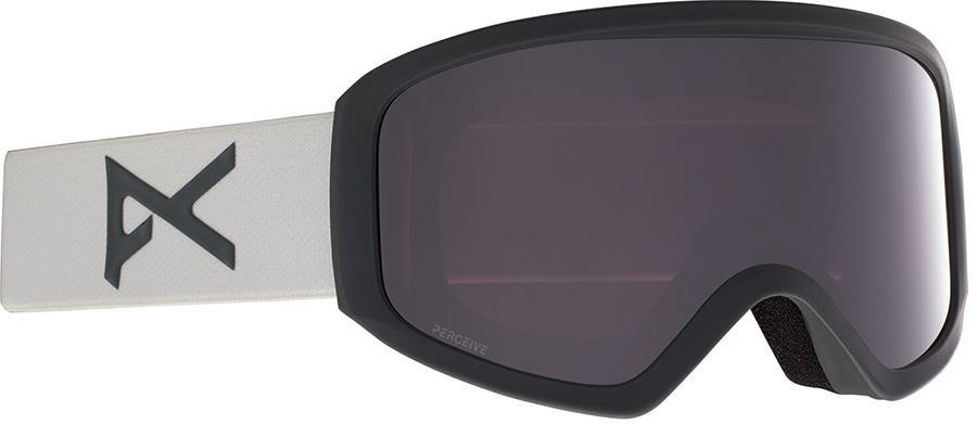 Anon Insight Perceive Onyx Women's Ski/Snowboard Goggles, S/M Slate