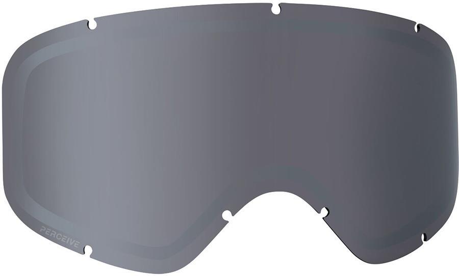 Anon Insight Ski/Snowboard Goggle Spare Lens, Perceive Sunny Onyx