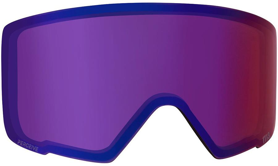 Anon M3 Ski/Snowboard Goggle Spare Lens, Perceive Variable Violet