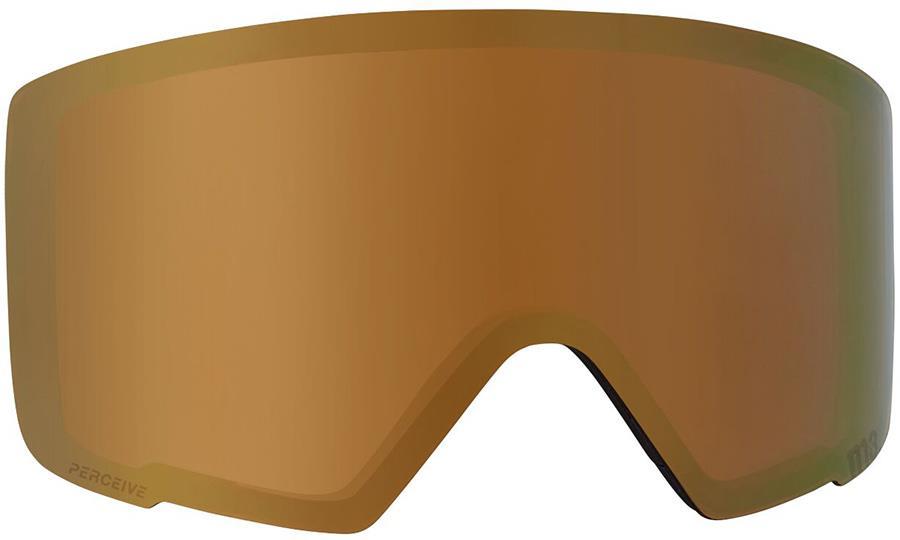 Anon M3 Ski/Snowboard Goggle Spare Lens, Perceive Sunny Bronze