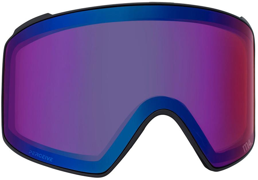 Anon M4 Ski/Snowboard Goggle Spare Lens, Perceive Variable Violet