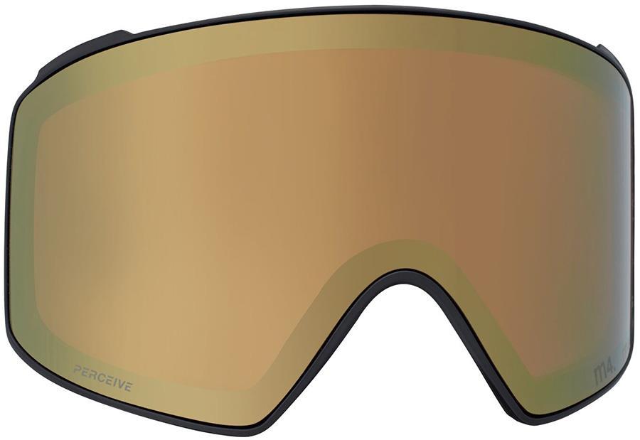 Anon M4 Ski/Snowboard Goggle Spare Lens, Perceive Sunny Bronze