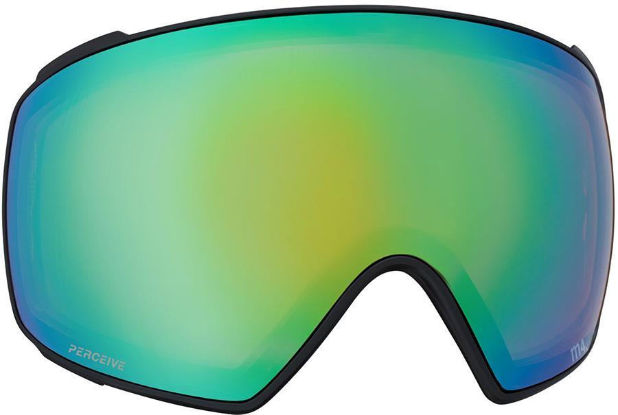 Anon M4 Toric Ski/Snowboard Goggle Spare Lens, Perceive V. Green