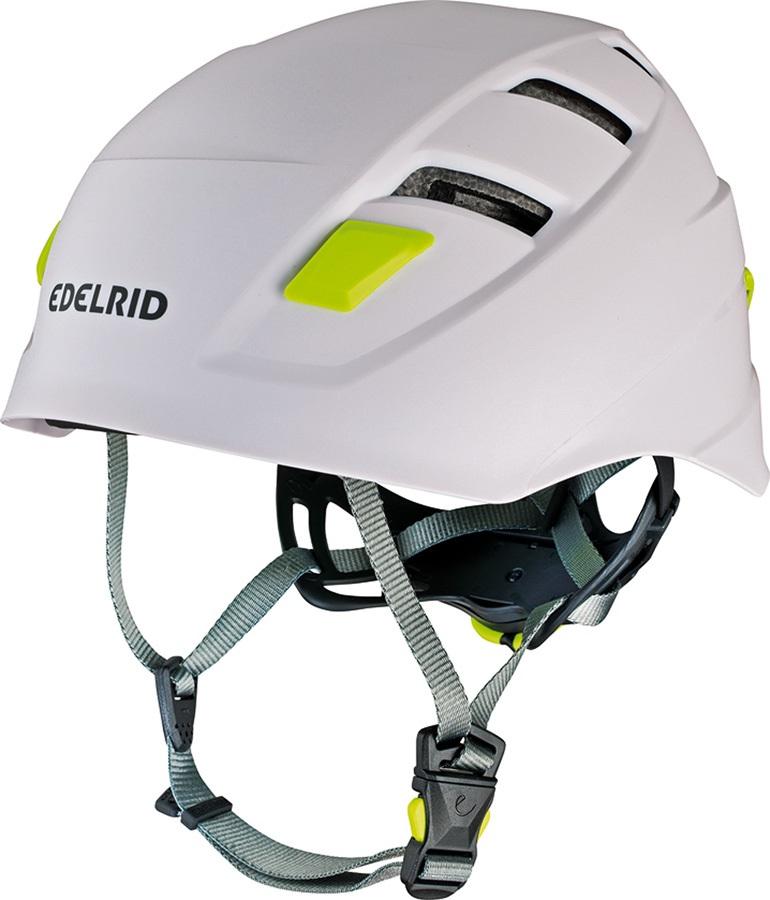 Edelrid Zodiac Climbing Helmet, 54-62cm, Snow