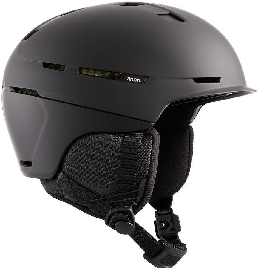 Anon Merak Hybrid WaveCel® Ski/Snowboard Helmet, S Black