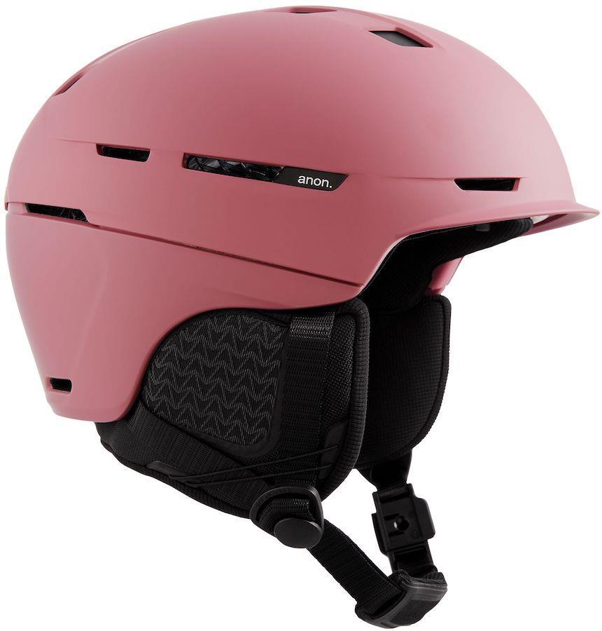 Anon Merak Hybrid WaveCel® Ski/Snowboard Helmet, S Blush