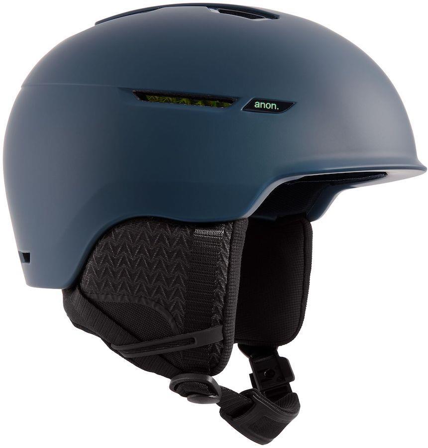 Anon Logan In-Mold WaveCel® Ski/Snowboard Helmet, M Navy