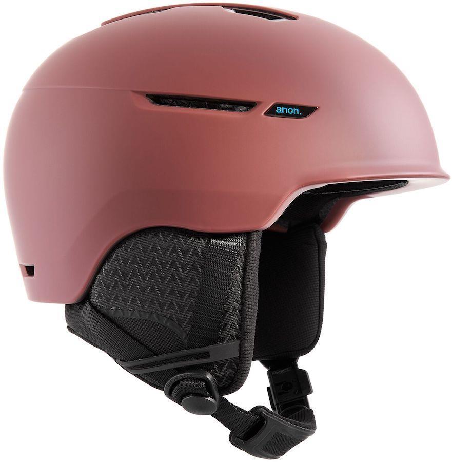 Anon Logan In-Mold WaveCel® Ski/Snowboard Helmet, M Maroon