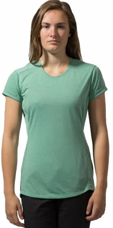 Montane Womens X Bmc Mono Women's Short Sleeve T-Shirt, Xs Matcha Green