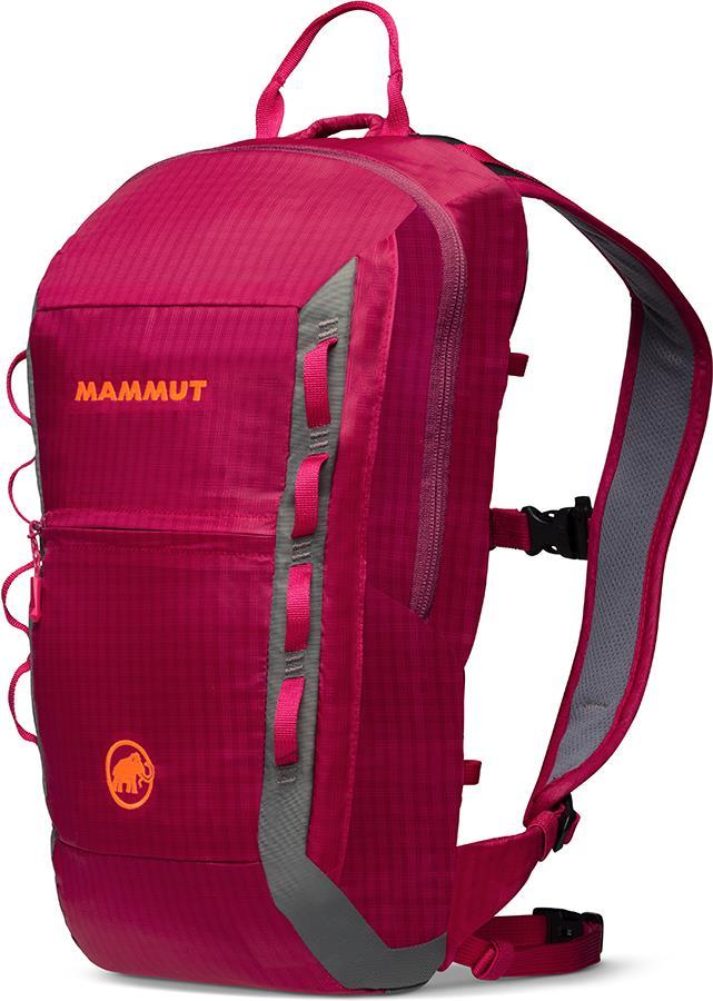 Mammut Neon Light Climbing Backpack/Rucksack, 12L Sundown