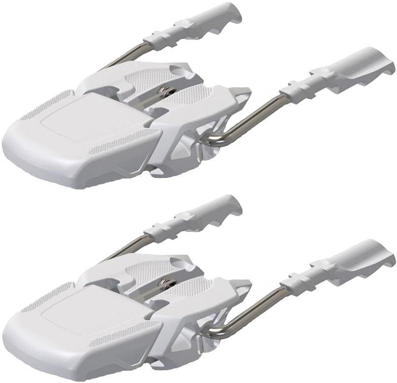 Marker Royal Family Models Ski Binding Brakes Pair 90mm White