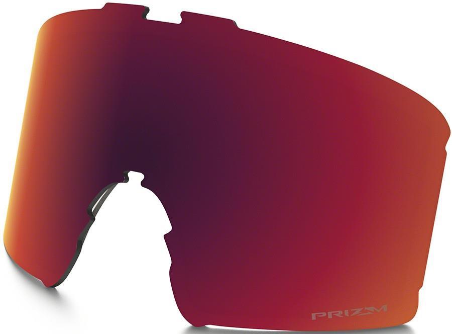 Oakley Line Miner XM Prizm Snowboard/Ski Goggle Spare Lens, Torch