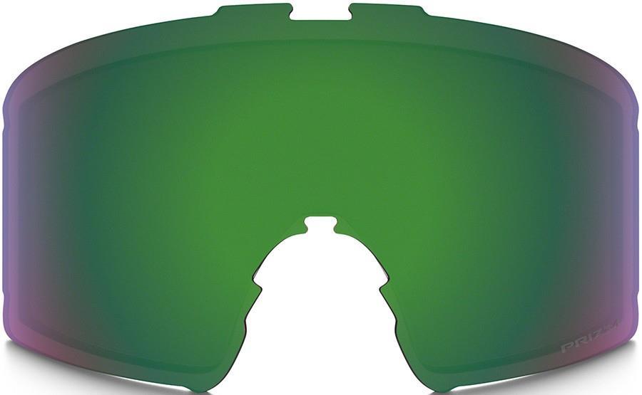 Oakley Line Miner XL Snowboard/Ski Goggle Spare Lens Jade Inferno