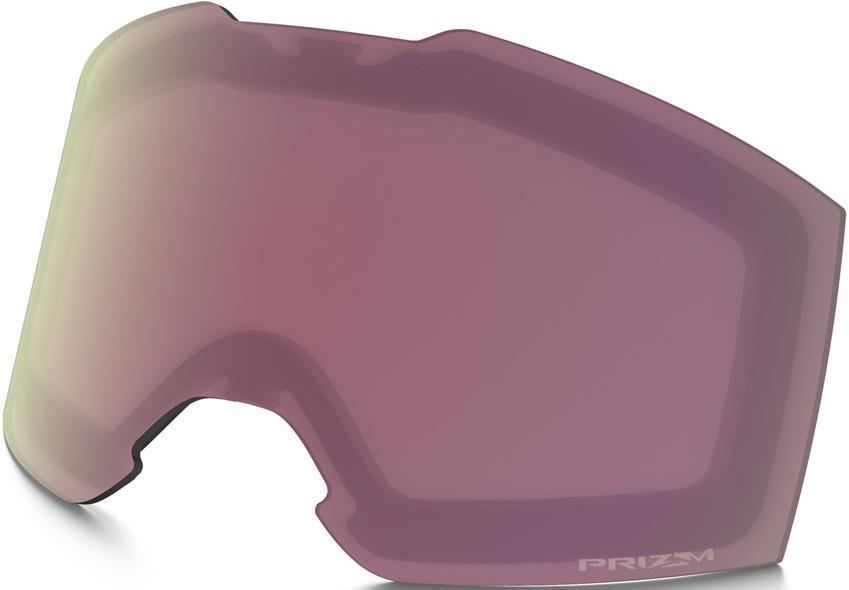 Oakley Fall Line XL Snowboard/Ski Goggle Spare Lens, Prizm Hi Pink