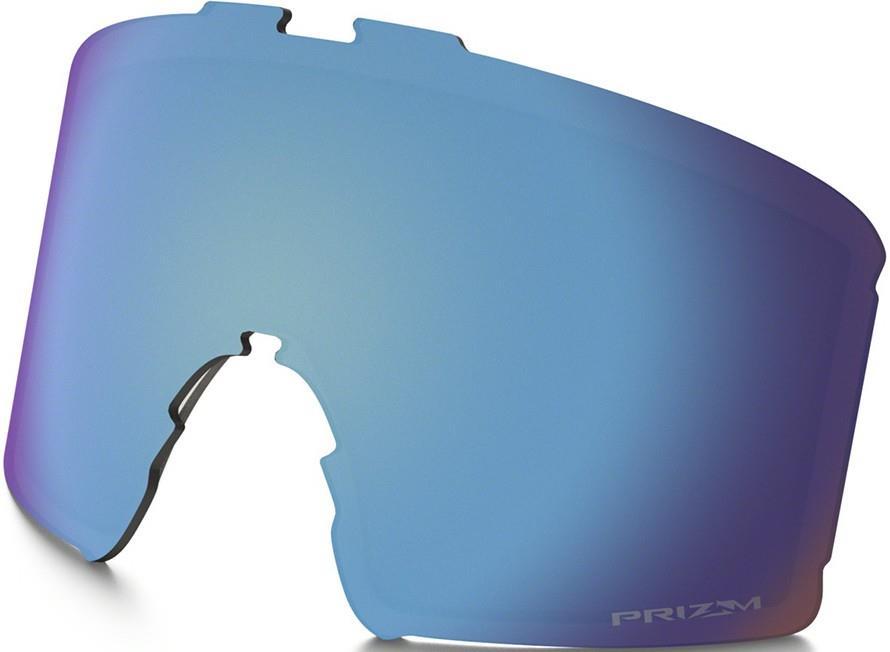 Oakley Line Miner Snowboard/Ski Goggle Spare Lens, Prizm Sapphire