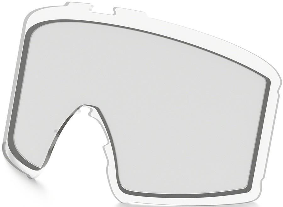 Oakley Line Miner XM Clear Snowboard/Ski Goggle Spare Lens, Clear