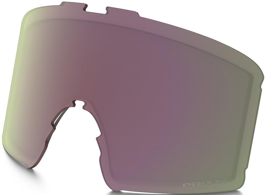 Oakley Line Miner XL Snowboard/Ski Goggle Spare Lens, Prizm Hi Pink