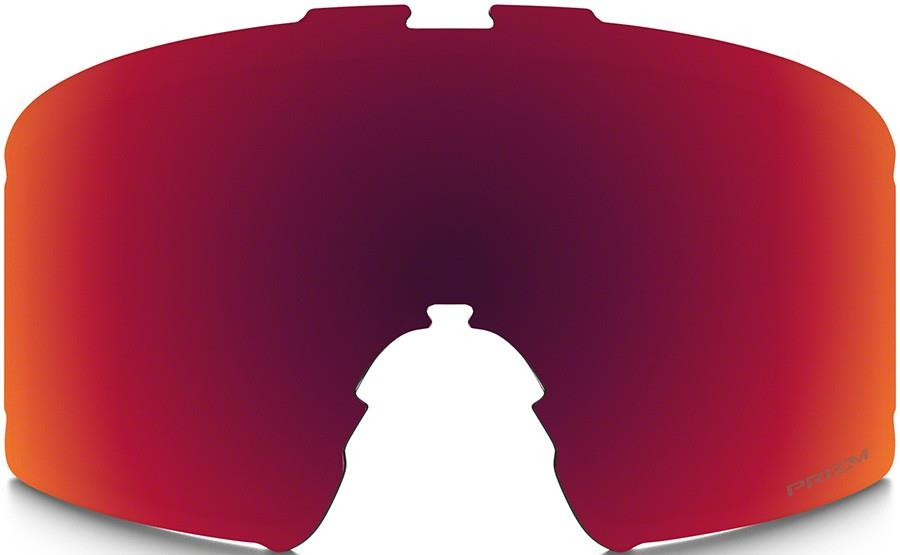 Oakley Line Miner XL Snowboard/Ski Goggle Spare Lens Torch Inferno